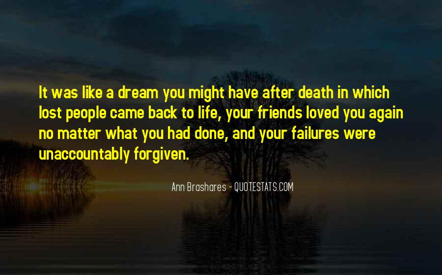 Life After You Quotes #168721