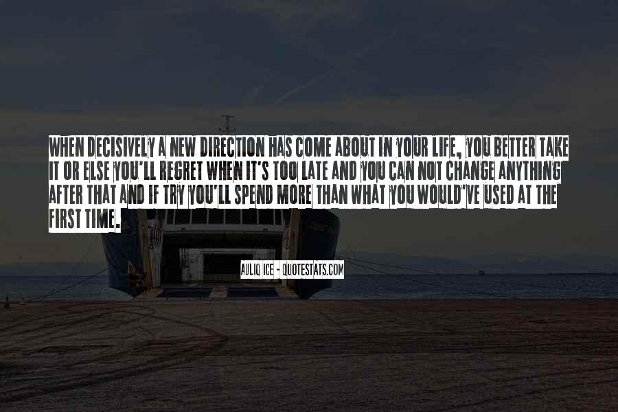 Life After You Quotes #180714
