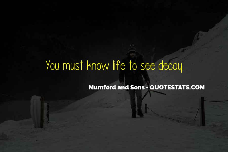 Life After You Quotes #188467