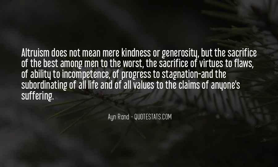 Life Altruism Quotes #240761