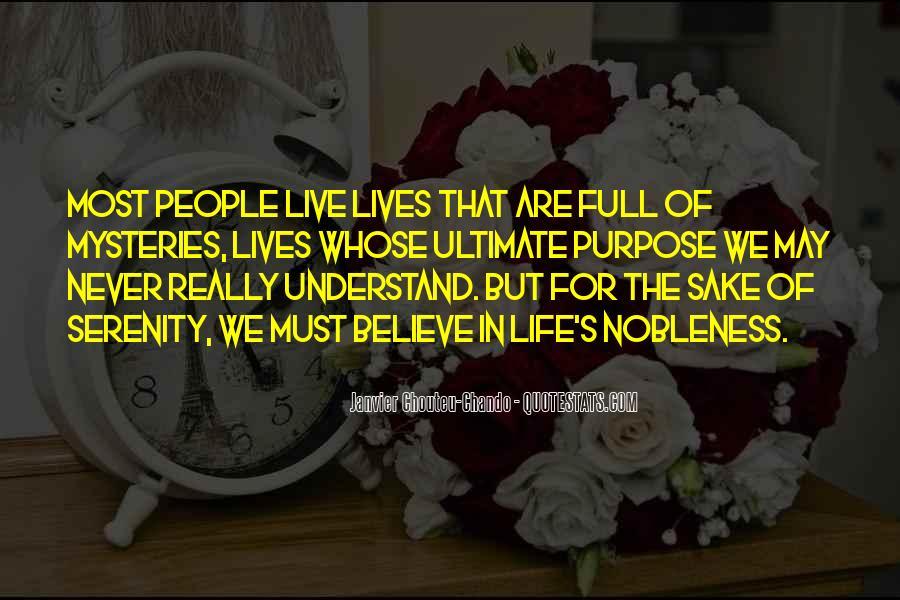 Life Altruism Quotes #328730