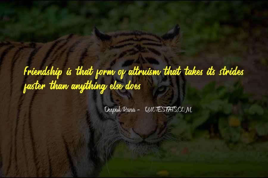 Life Altruism Quotes #616554