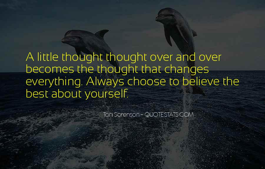 Life Always Changes Quotes #1484815