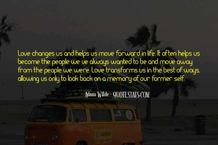 Life Always Changes Quotes #671451