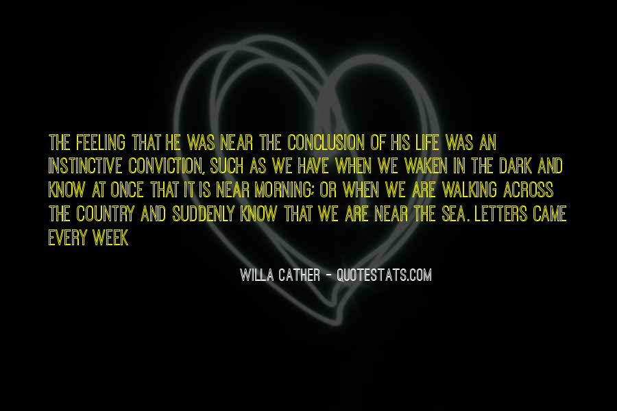 Life As We Know It Quotes #1124112