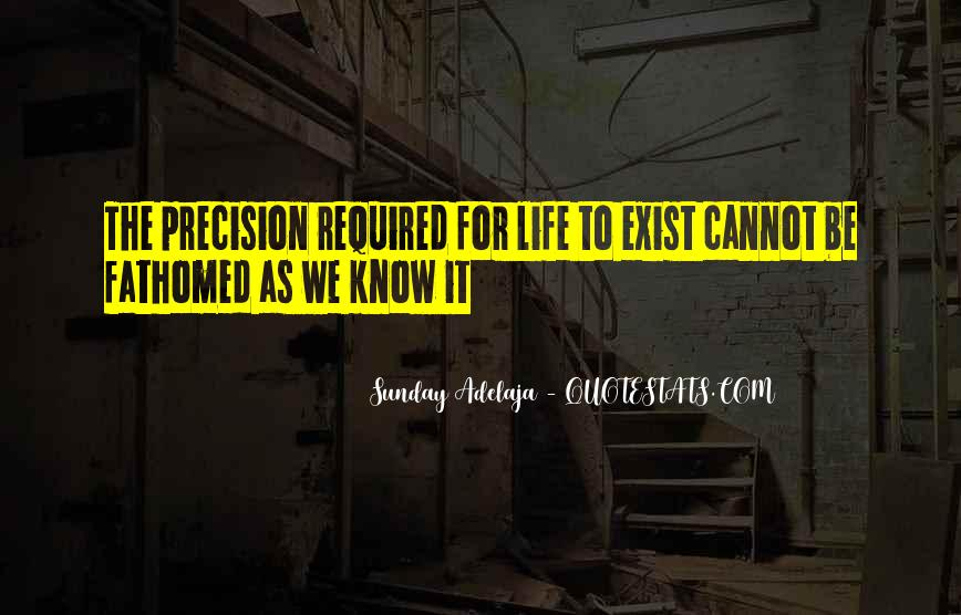 Life As We Know It Quotes #1307742