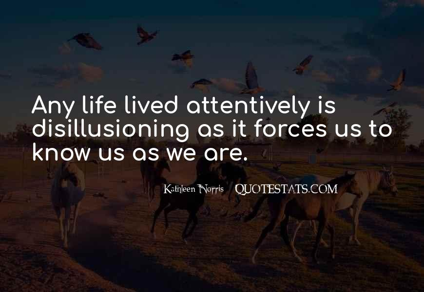 Life As We Know It Quotes #152569