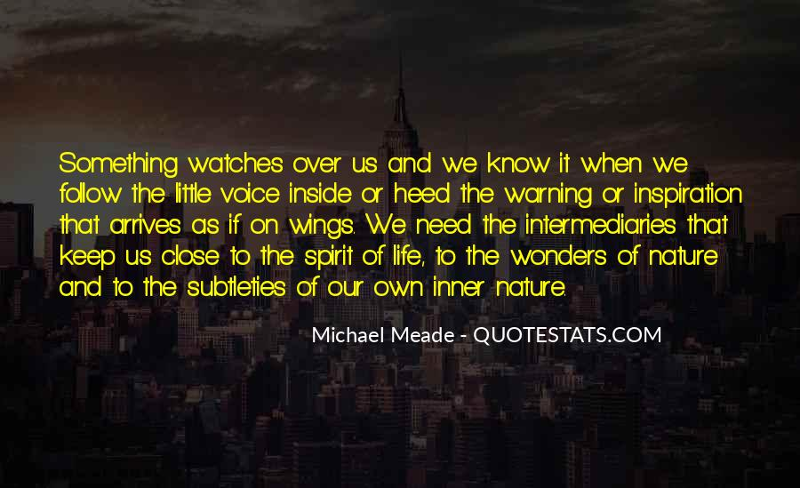 Life As We Know It Quotes #511962