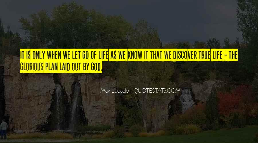 Life As We Know It Quotes #513174
