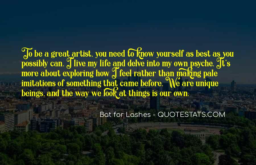 Life As We Know It Quotes #949824
