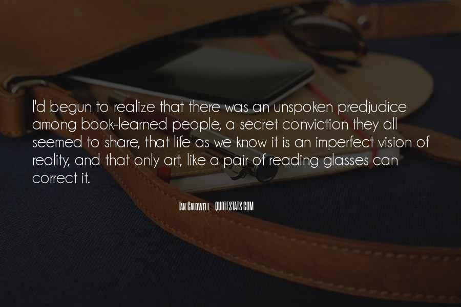 Life As We Know It Quotes #970837