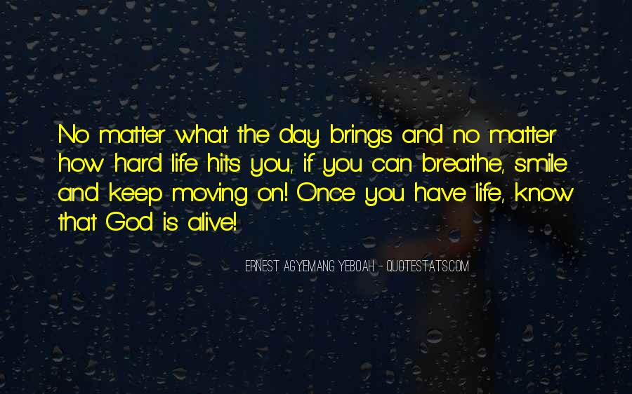 Life Brings You Challenges Quotes #284871
