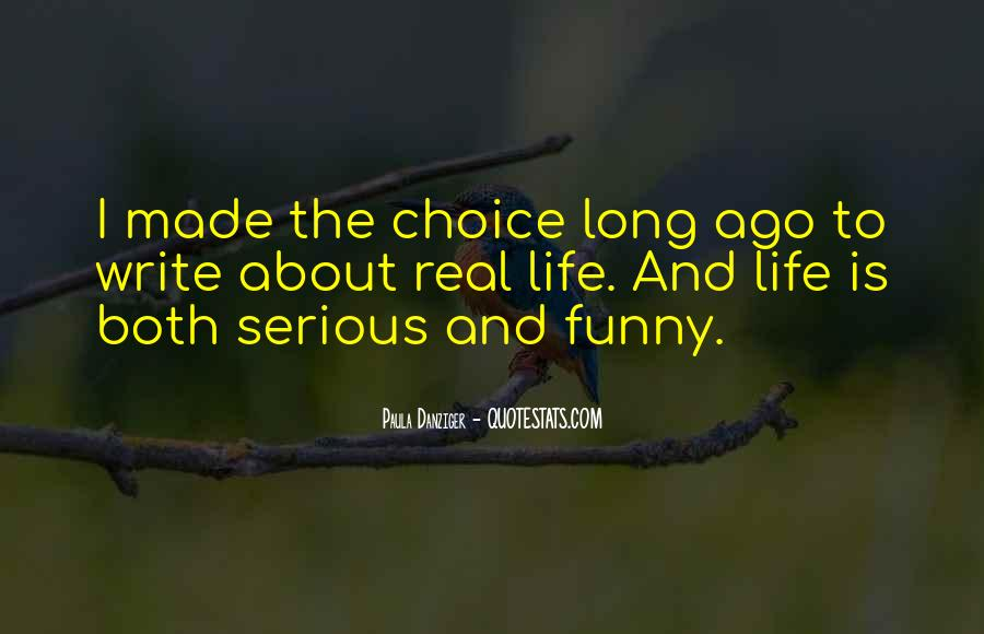 Life Can Be Funny Sometimes Quotes #89603