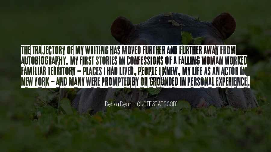 Life Confessions Quotes #1355895