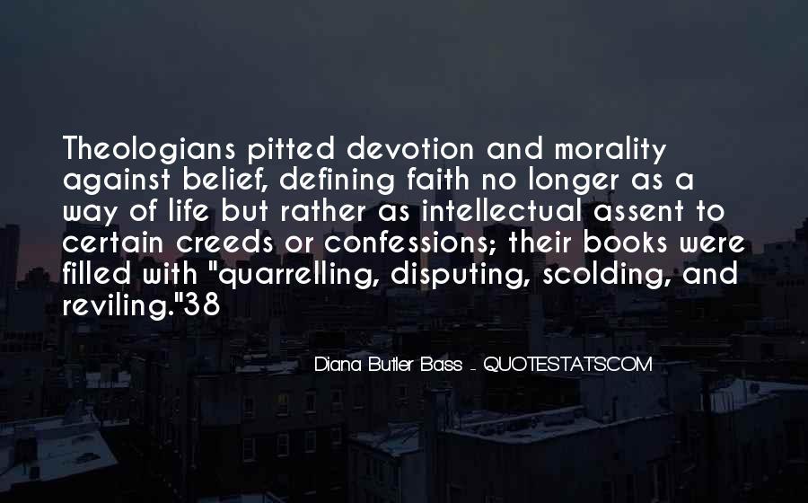 Life Confessions Quotes #1809393