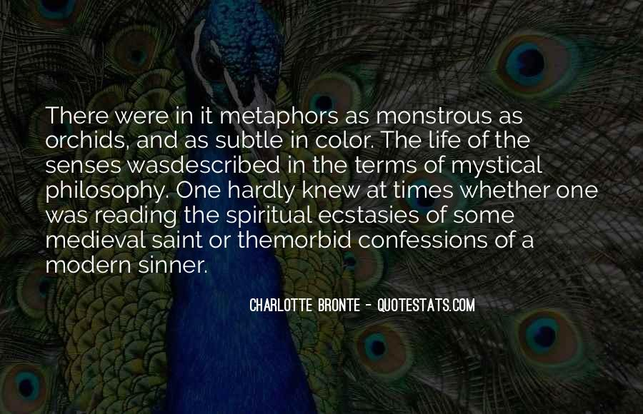 Life Confessions Quotes #413293