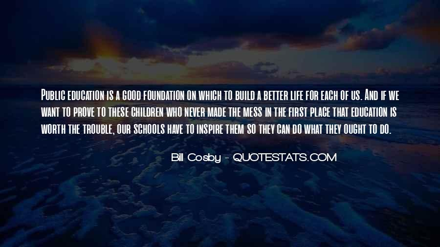 Life Could Not Be Better Quotes #18313