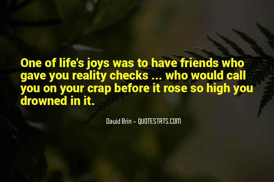 Life Crap Quotes #1001662