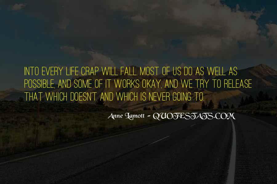 Life Crap Quotes #116414