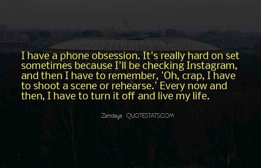 Life Crap Quotes #1167270