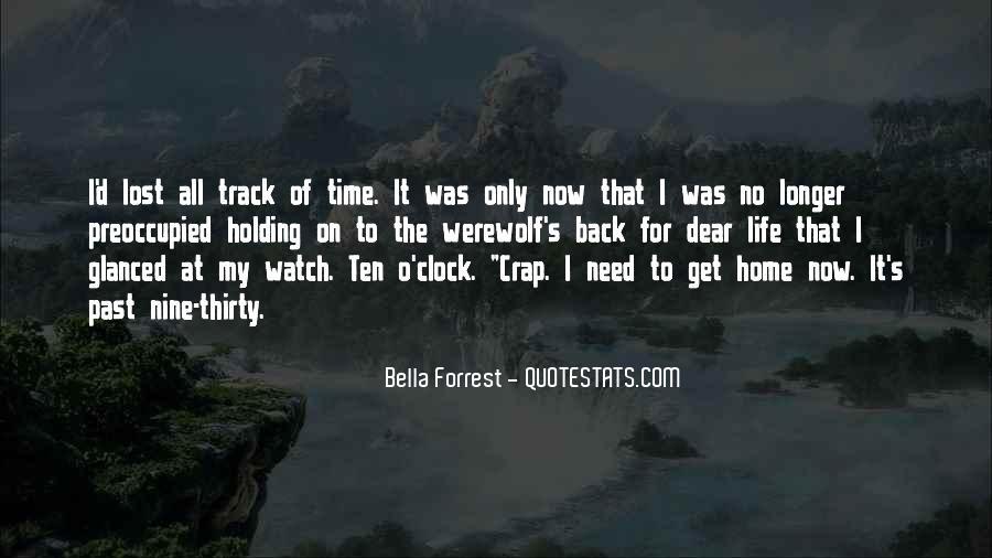 Life Crap Quotes #1196887