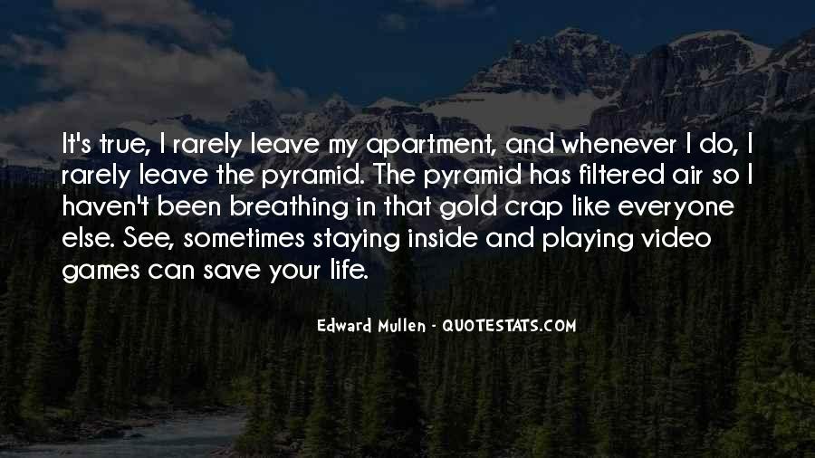 Life Crap Quotes #1306727