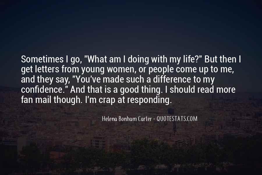 Life Crap Quotes #1446423