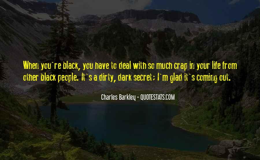 Life Crap Quotes #1501348