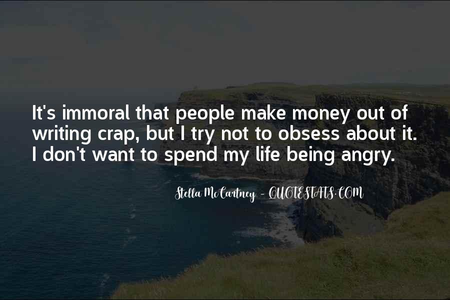 Life Crap Quotes #1765815