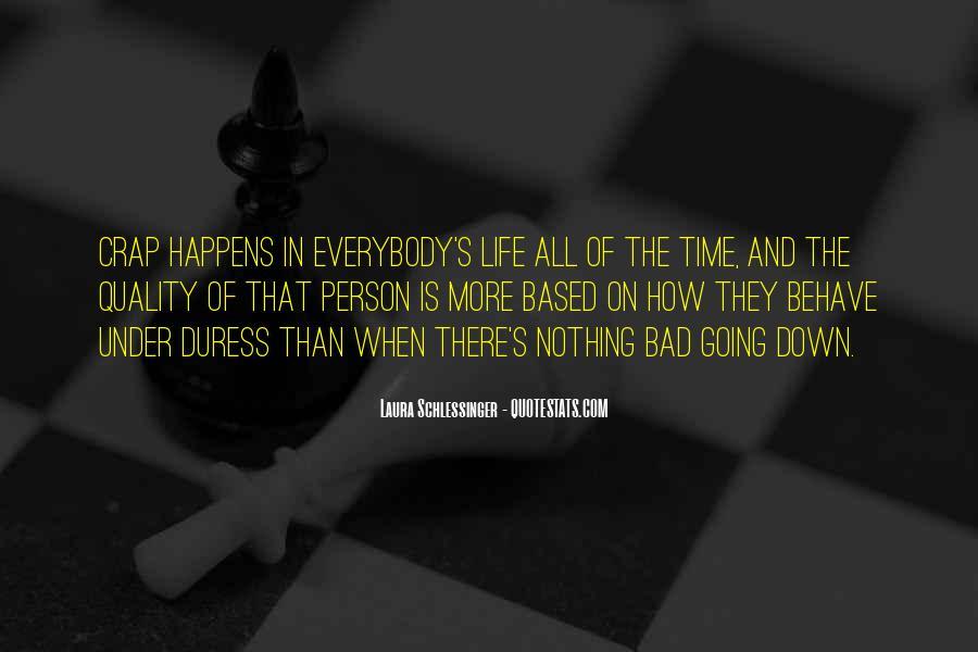 Life Crap Quotes #180692