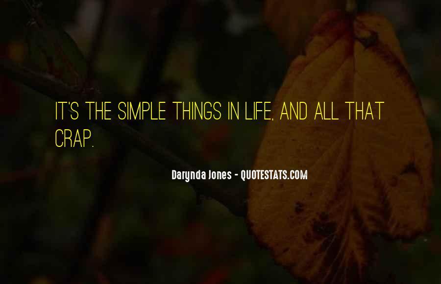 Life Crap Quotes #1842460