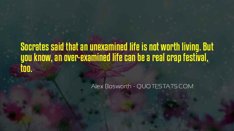 Life Crap Quotes #19458
