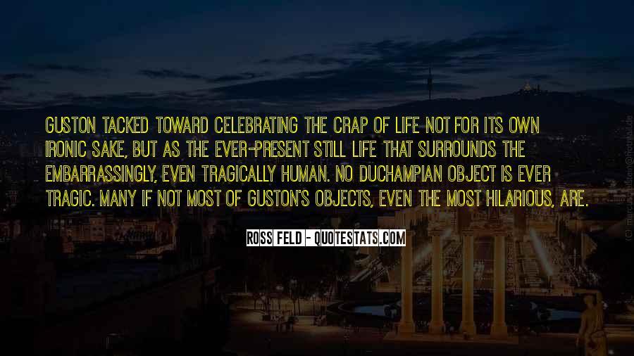 Life Crap Quotes #78424
