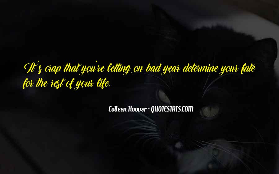 Life Crap Quotes #942938