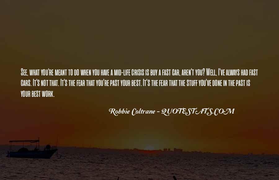Life Crisis Quotes #147705