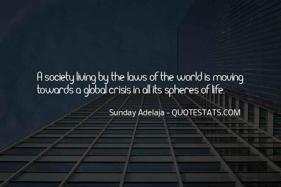 Life Crisis Quotes #196121