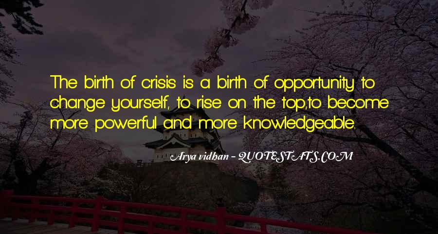 Life Crisis Quotes #266160