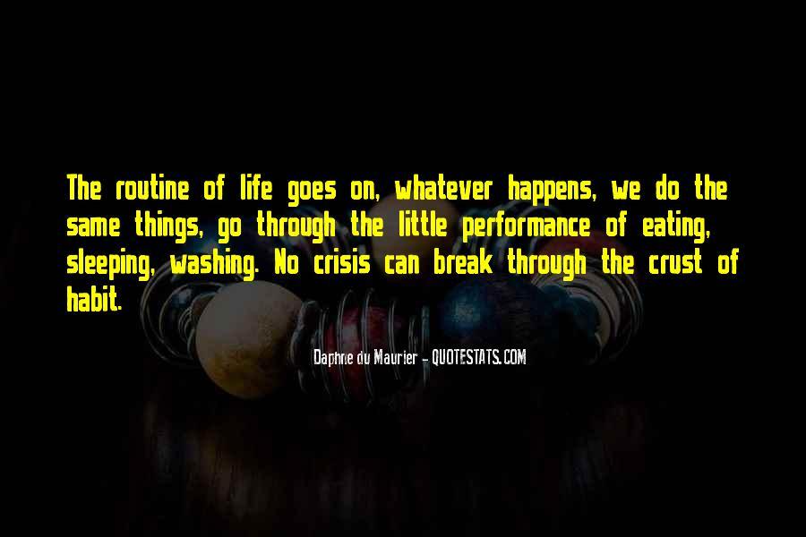 Life Crisis Quotes #283814