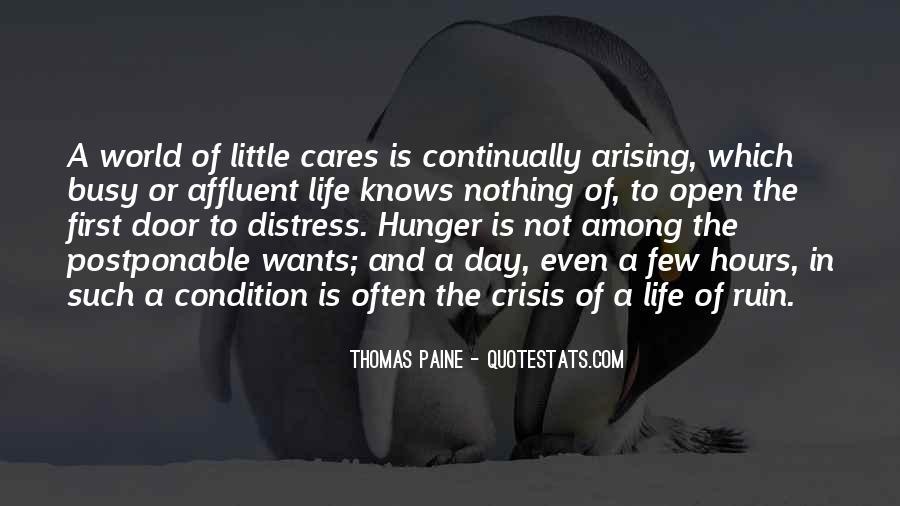 Life Crisis Quotes #326017