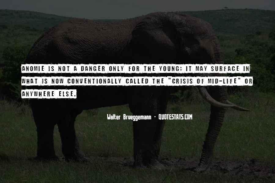 Life Crisis Quotes #333207