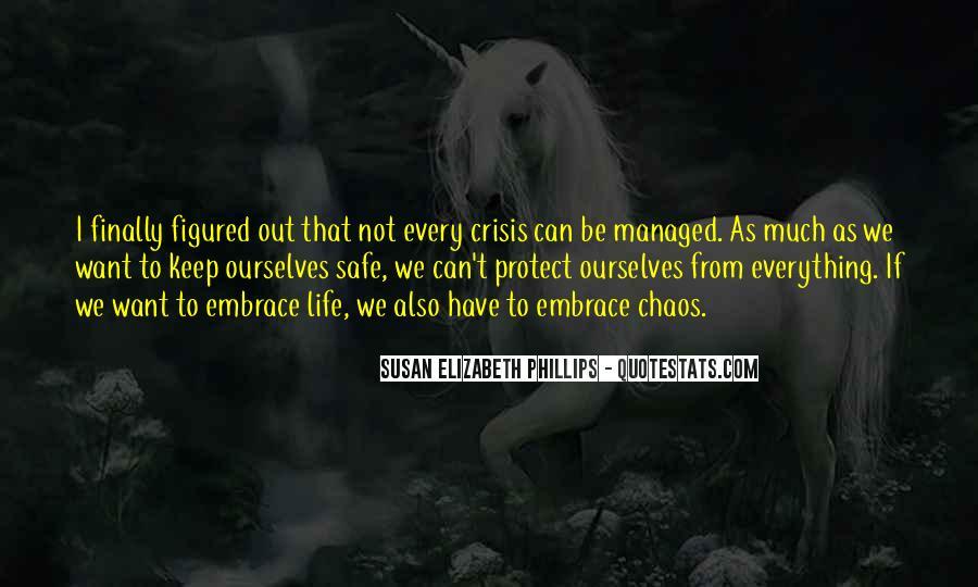 Life Crisis Quotes #364290