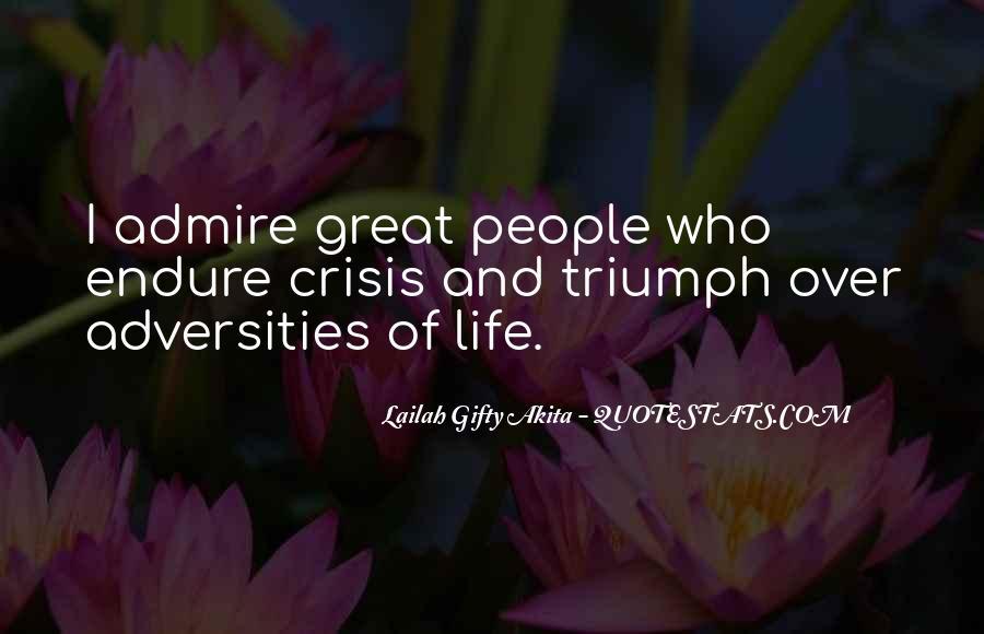 Life Crisis Quotes #393969