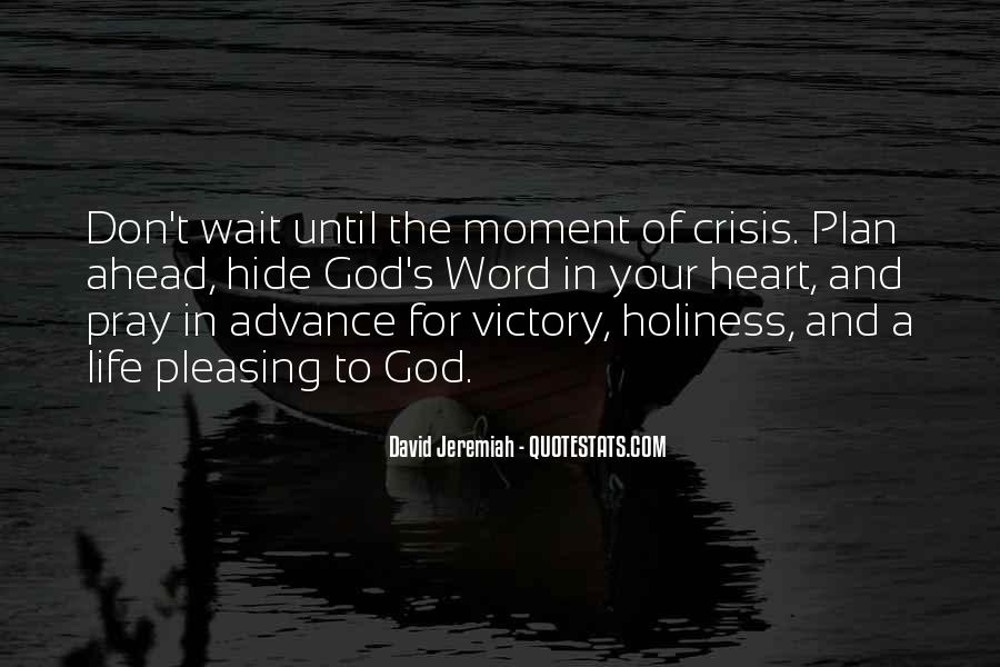 Life Crisis Quotes #416993
