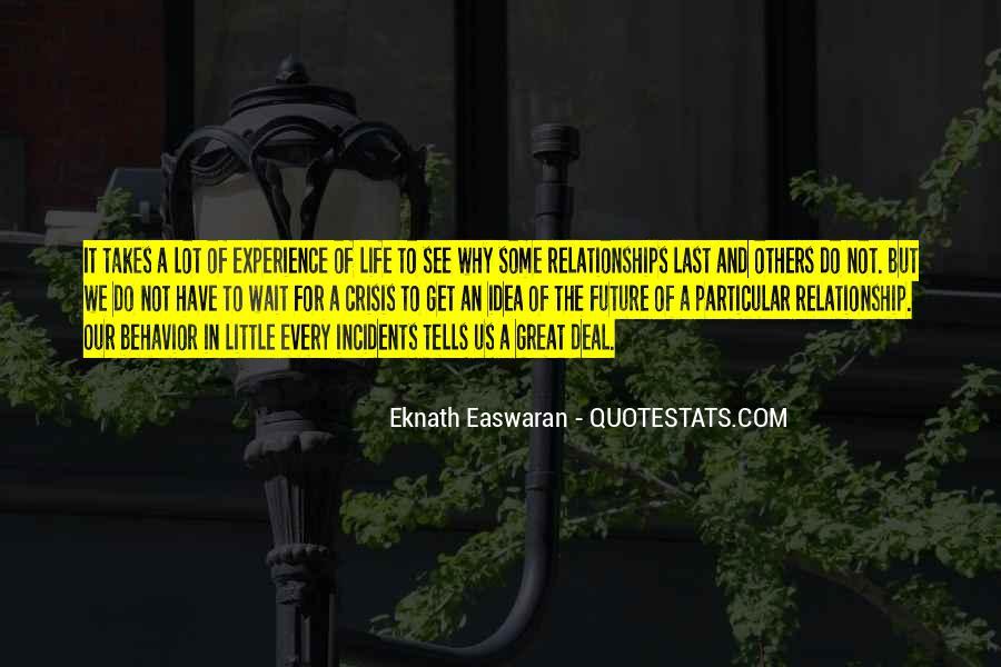 Life Crisis Quotes #539258