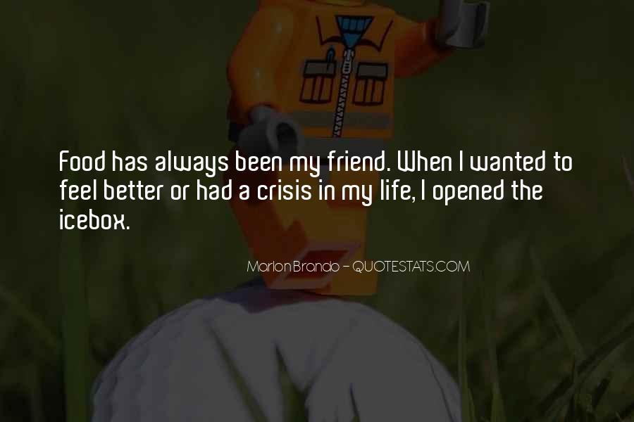 Life Crisis Quotes #765297