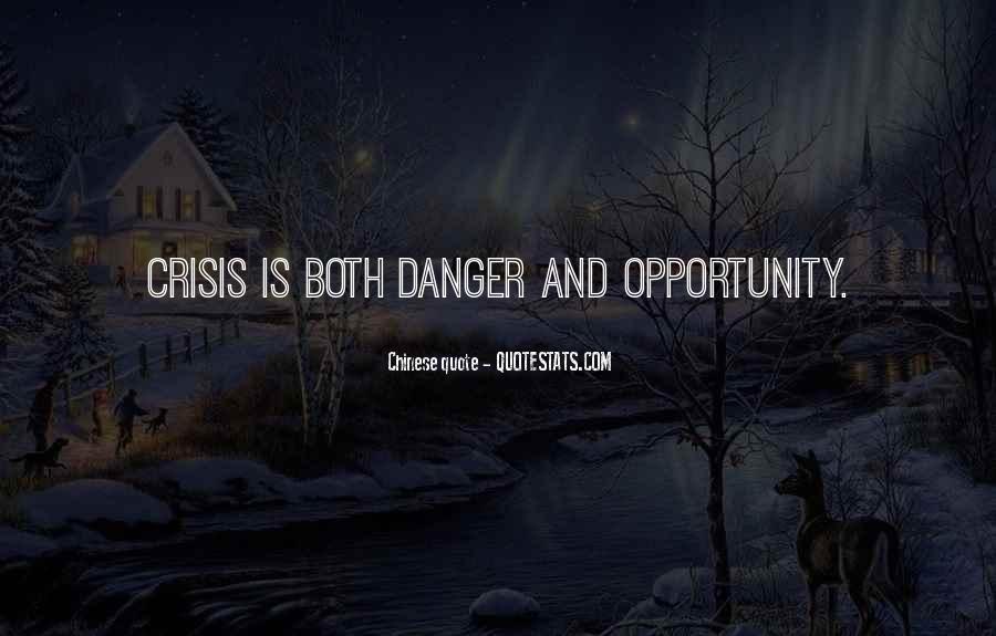 Life Crisis Quotes #771537
