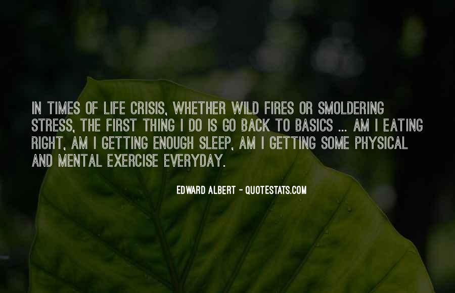 Life Crisis Quotes #783119
