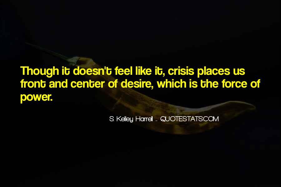 Life Crisis Quotes #80584