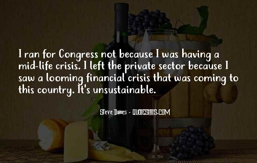 Life Crisis Quotes #865939