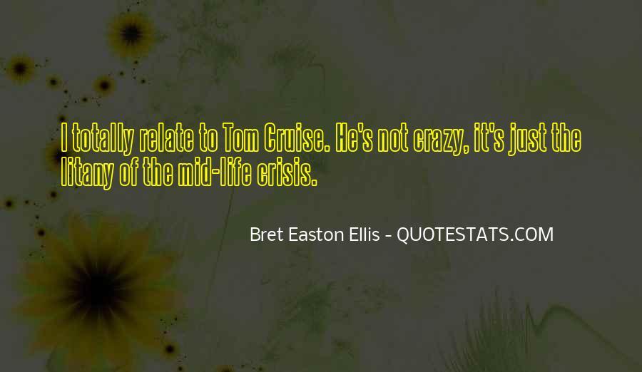 Life Crisis Quotes #951242